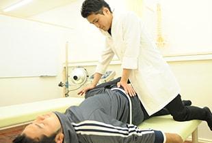 坐骨神経痛の症状イメージ