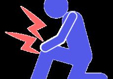 膝のお悩み…