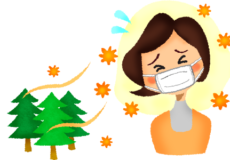 花粉症に水素が大活躍!辛い症状とおさらばできる!?